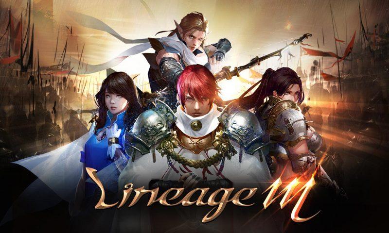 กระฉูด Lineage M ยึดเบอร์ 1 แอพเกมโหลดสูงสุดเกาหลีแค่ 7 ชั่วโมง