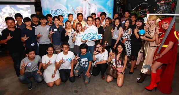 Luna X Online เวอร์ชั่นใหม่ที่แรกในโลก ชวนมาแบ๊วรอบ CBT 13 ก.ค.นี้