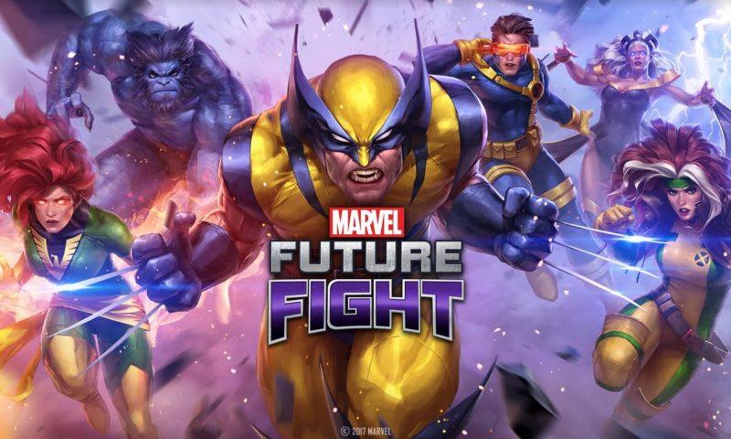 MARVEL Future Fight สอย 6 ฮีโร่กลายพันธุ์จาก The X-Men ออกไขว้