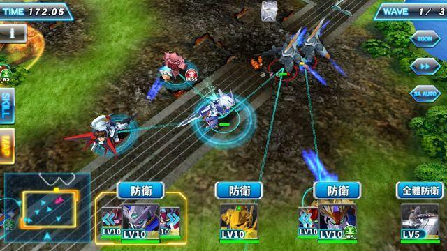 SD Gundam G Generation RE 00