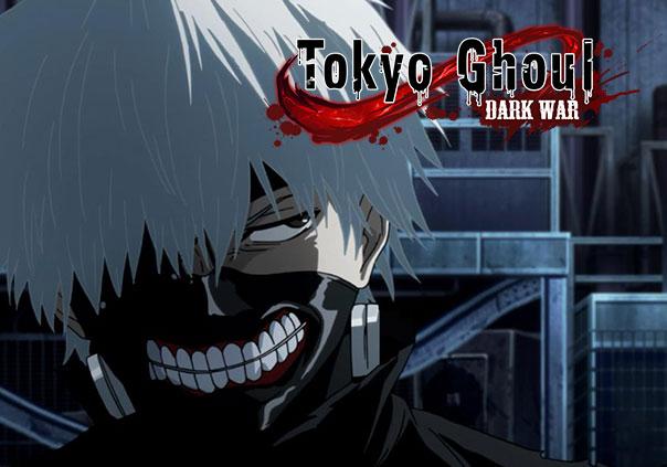 สาวกกูลรอเลย เกมใหม่ Tokyo Ghoul: Dark War คลอดปลายปี 2017