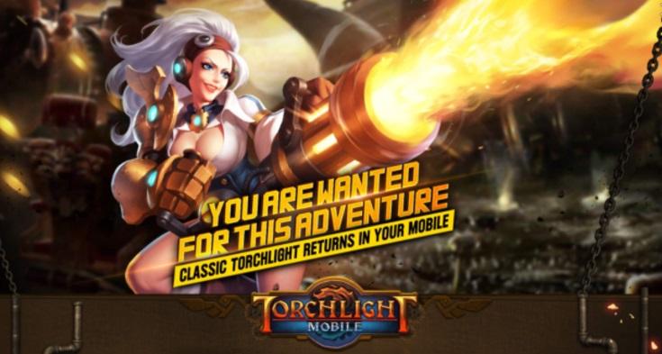ลงมือถือแล้ว Torchlight เกมลงดันล่า Loot ในตำนาน เปิดให้ลงชื่อล่วงหน้า
