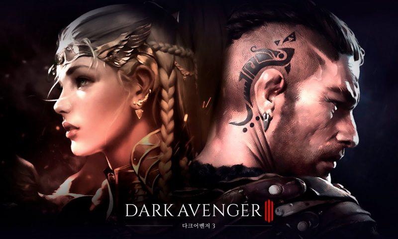 Dark Avenger 3 เกมแอคชั่นบู๊กระจาย ลงสโตร์เกาหลีให้ฟินทั้ง 2 ระบบ