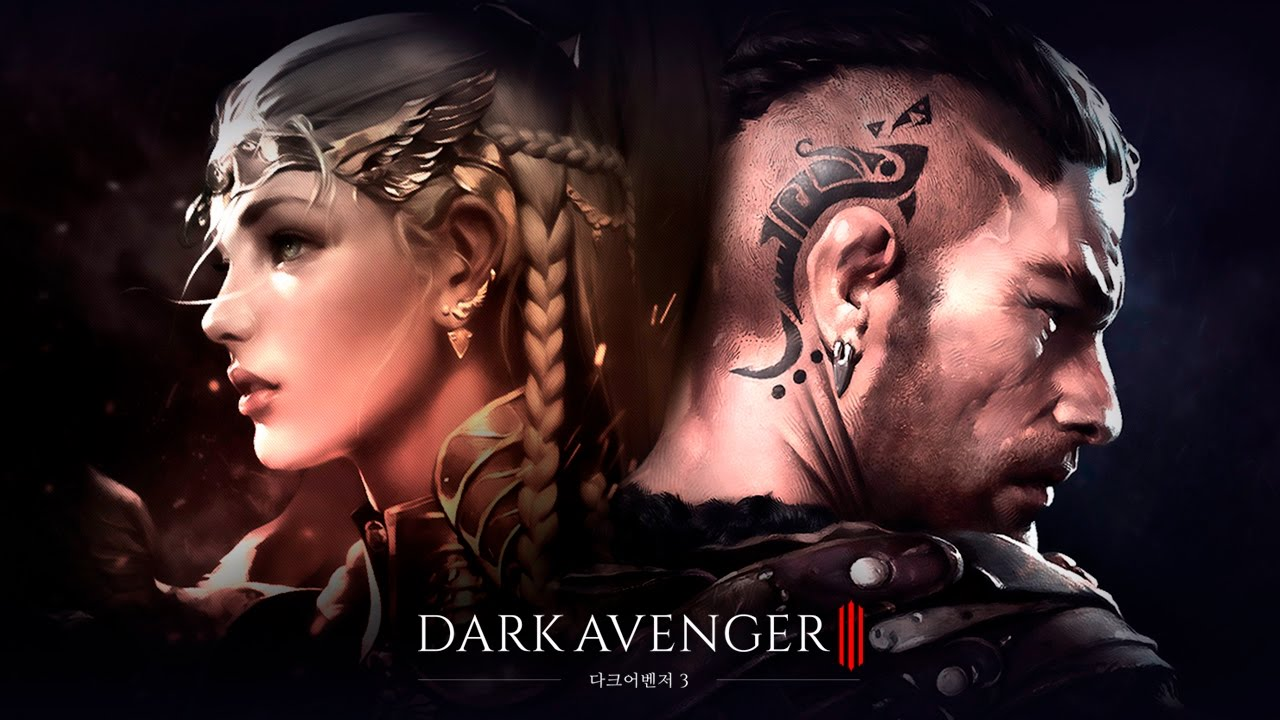 dark avenger 3 cover