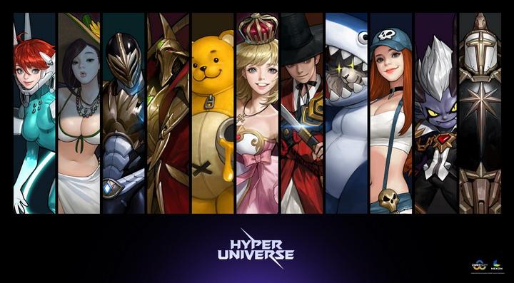 Hyper Universe จ่อเปิด CBT รอบใหม่ส่งท้ายเดือนมิถุนายน