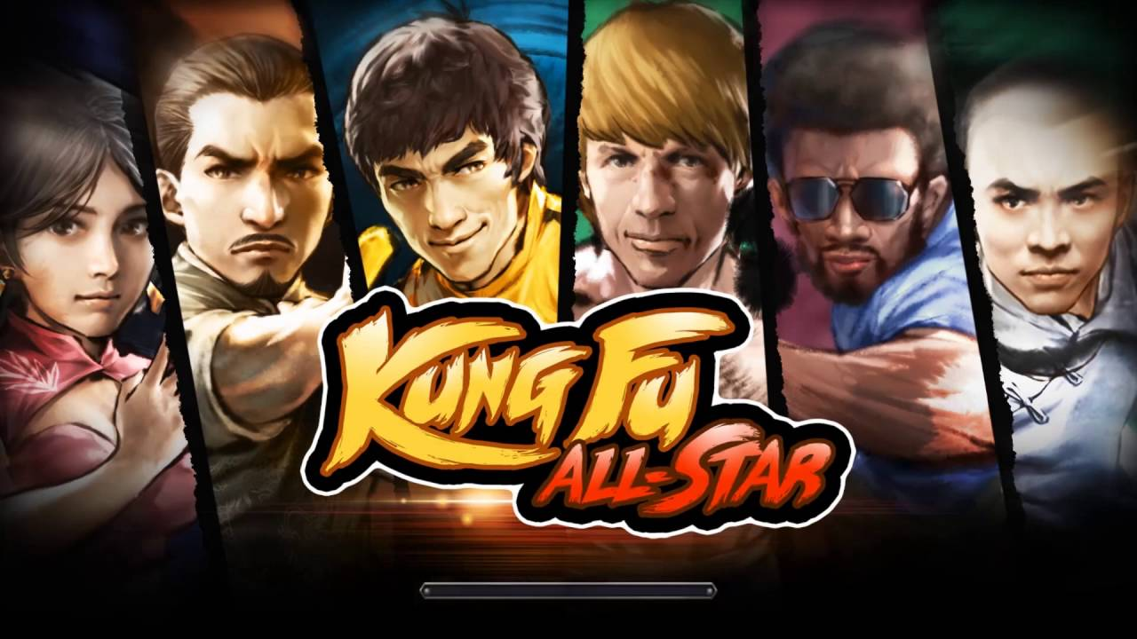 kung fu all star