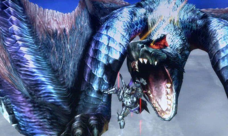 มังกรโหด Nargacuga เตรียมบุก Monster Hunter Online เร็วๆ นี้