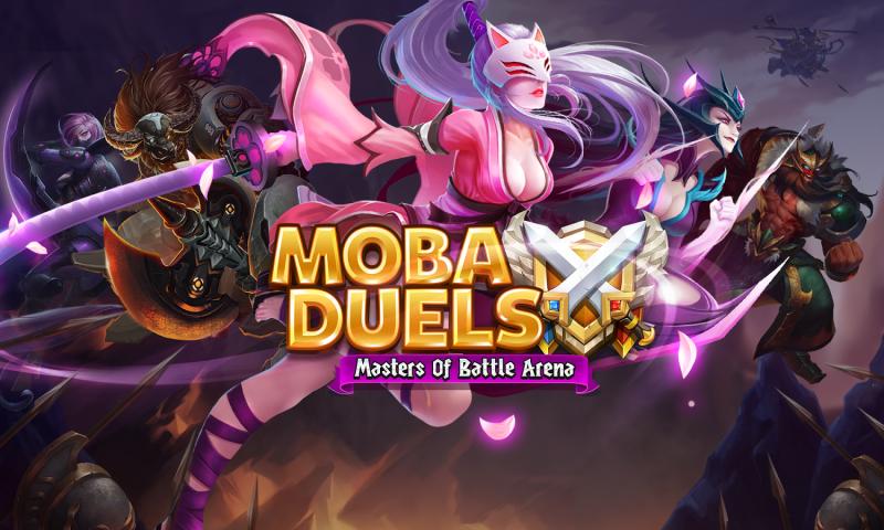 มาใหม่ MOBA Duels เกมการ์ด MOBA 1 vs 1 เปิด Alpha ท้าให้ลอง 2 In 1