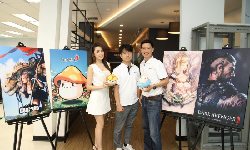 เฮลั่น Nexon Thailand เปิดบ้านเผย 5 เกมใหม่จ่อเปิดปี 2017
