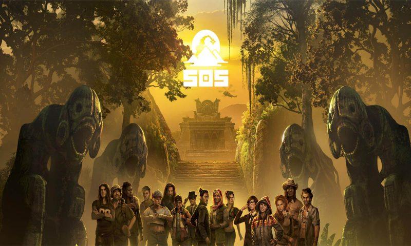 SOS: The Ultimate Escape เกมยิงเอาตัวรอดมาใหม่ สไตล์ Battle Royale
