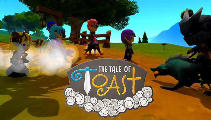 โคตรแนว Tale of Toast เกม MMORPG สาย PvP สร้างกันเองแค่ 2 คน
