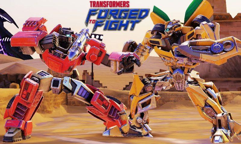 Transformers: Forged to Fight อัพ Samurai Bot รับหนัง The Last Knight