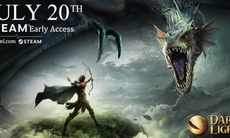 Dark and Light ส่งตรงความมันส์รอบ Early Access บน Steam 20 ก.ค.นี้