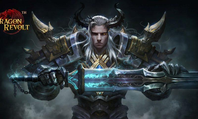 Dragon Revolt โหมความมันส์ จ่ออัพแพทช์ใหม่ Kingdom Uprising 11 ก.ค.นี้
