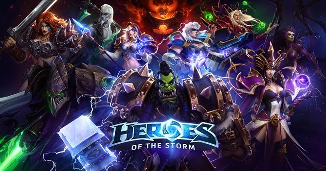 Heroes of the Storm 2.0 การเปลี่ยนแปลงครั้งสำคัญปี 2017