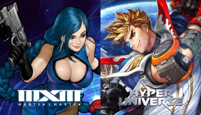 Master X Master vs. Hyper Universe เกมไหนโดนใจกว่ากัน
