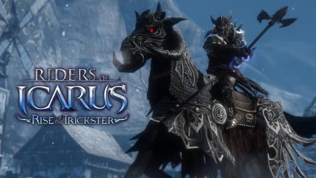 Riders of Icarus เซิร์ฟ NA เปิดทางการ ท้าขี่มังกรตบบอสวันนี้