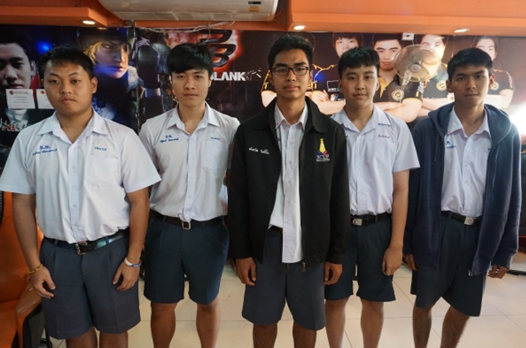 Thailand Master Cup3717 2