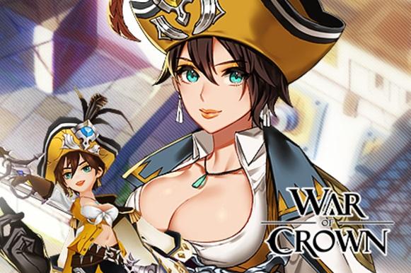 War of Crown จุติตัวละครใหม่ โจเซฟิน พลเรือโทสุดเซ็กซี่