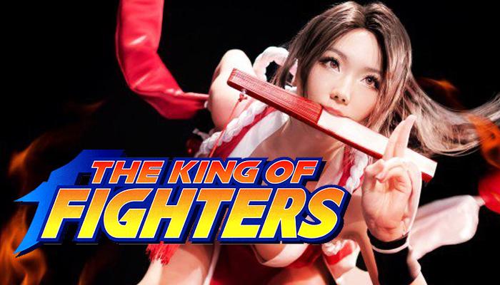 เลือดฉีดแรง กับลีลาเตะสูงของ Mai ยอดนักสู้สาวจาก KOF