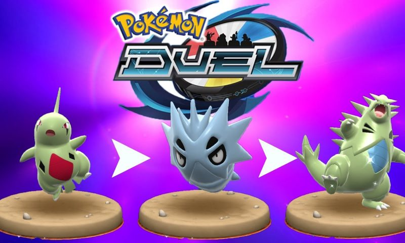 Pokemon Duel อัพเดทระบบวิวัฒนาการ ต้อนรับซัมเมอร์
