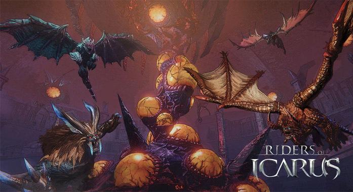 ปรับใหม่ Riders of Icarus (KR) เวอร์ชั่น 3.0 ไฉไลกว่าเดิม