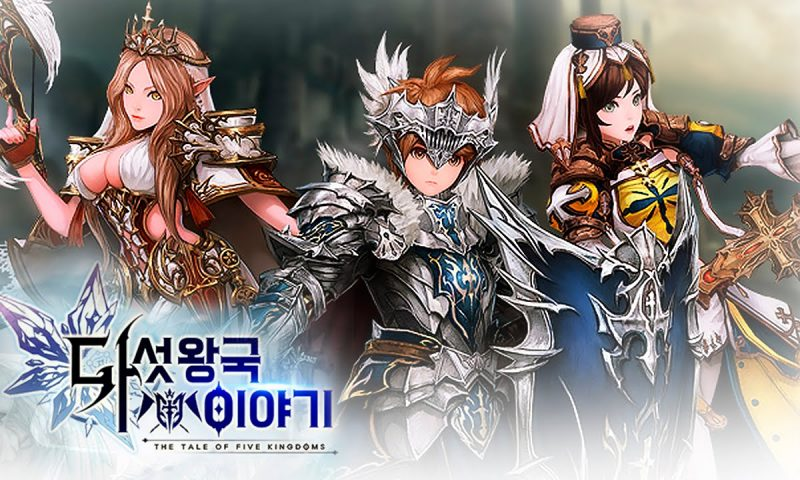 น่าลอง The Tale of Five Kingdoms เกมวางแผน MMORPG กำลังมา