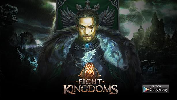 8 Kingdoms สมรภูมิแห่ง True King มาแล้ว ลงสโตร์ Android