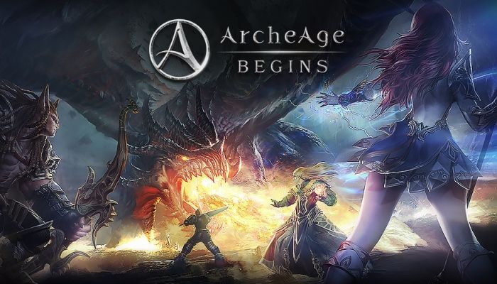 ArcheAge Begins สานต่อความยิ่งใหญ่สู่เกมมือถือ