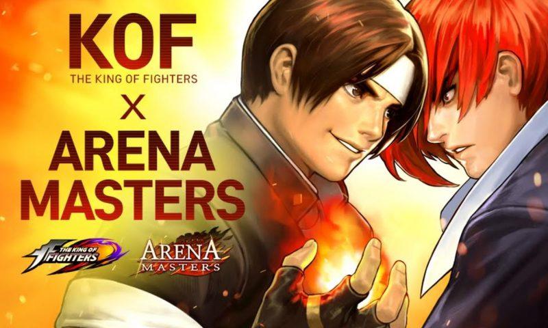 Arena Masters ฉกตัวละครพิเศษแห่ง King of Fighters 98 มาร่วมแจม