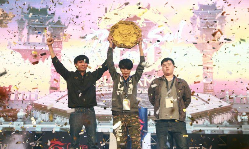 ศึก BNS ทีม Natural Selection คว้าแชมป์ พร้อมไปชิงระดับโลกที่เกาหลีใต้