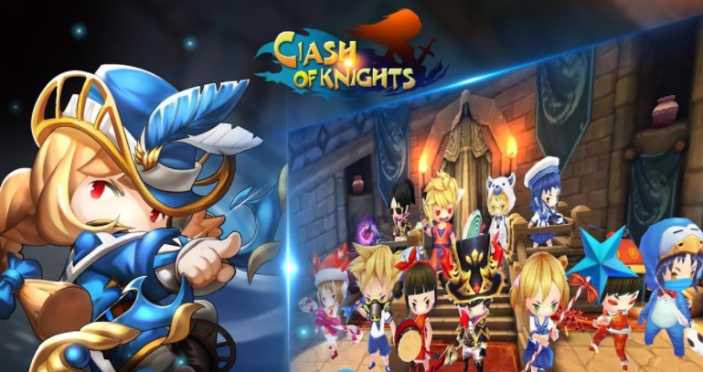 Clash of Knights3817 3
