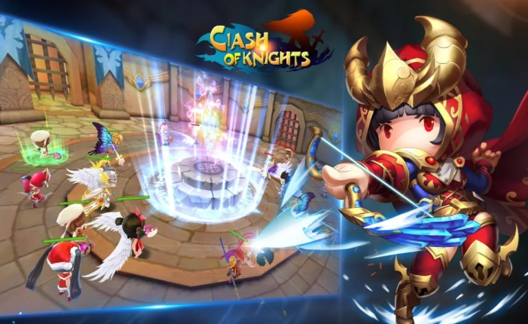 Clash of Knights3817 4