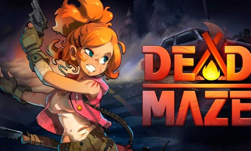 Dead Maze เกมแนว 2D MMO หนีซอมบี้ในโลกสมัยใหม่