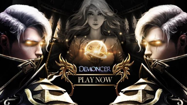 Demoncer เกมมือถือ MMORPG ภาพสวยสุดเฉด ลงสโตร์ Android