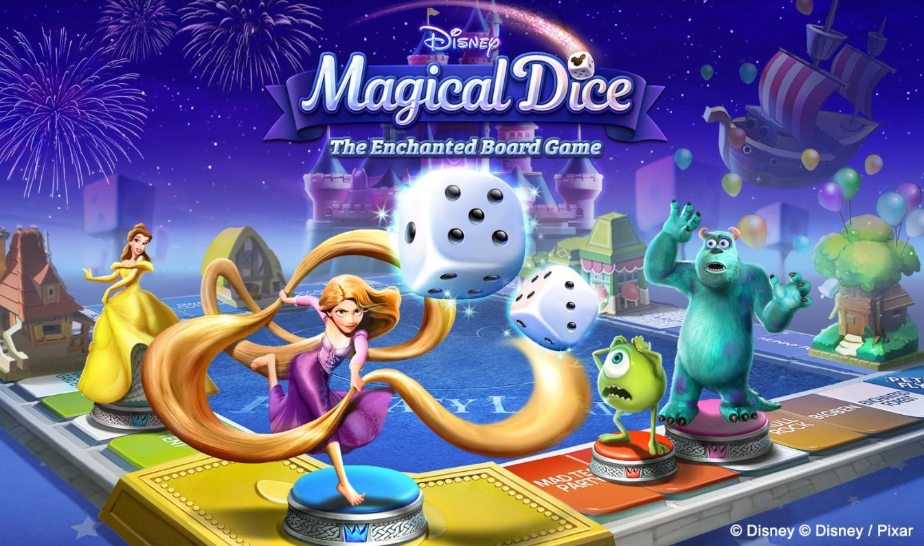 Disney Magical Dice25827 0