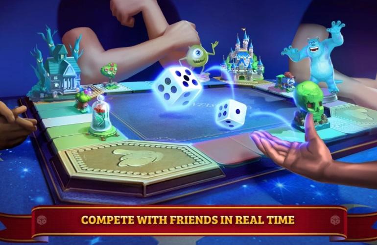 Disney Magical Dice25827 2