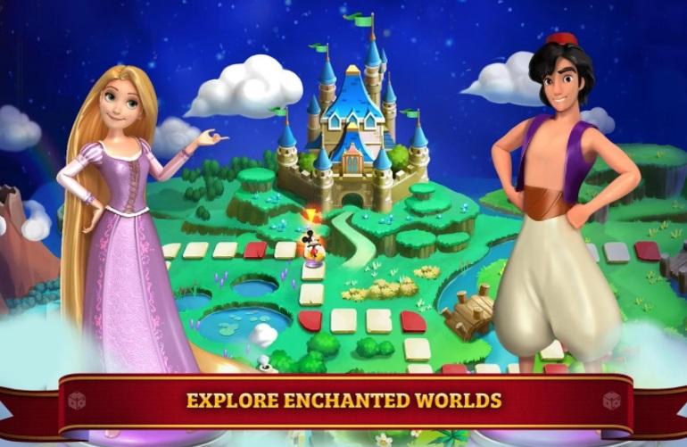 Disney Magical Dice25827 3