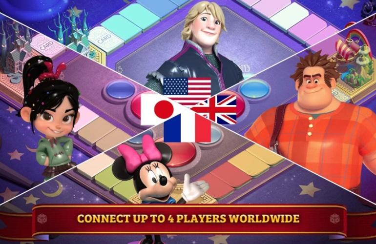 Disney Magical Dice25827 4