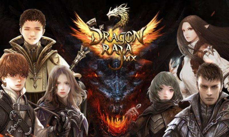 Dragon Raja MX อุบัติสงครามกิลด์วอร์ พร้อมอัพ 4 ระบบใหม่