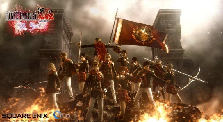 Final Fantasy: Awakening เวอร์ชั่นภาษาไทย ลิขสิทธิ์แท้มาแน่