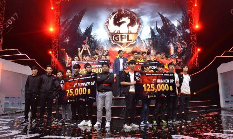 Garena Premier League 2017 สองทีมตัวแทน จ่อ ไป World 2017 ที่จีน