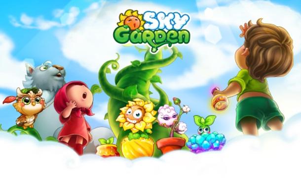 LINE Sky Garden กับ 5 เหตุผล ที่ไม่เล่นไม่ได้แล้ว