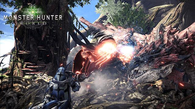 เผยเกมเพลย์ล่าสุด Monster Hunter: World โชว์ระบบบัฟเพิ่มพลัง