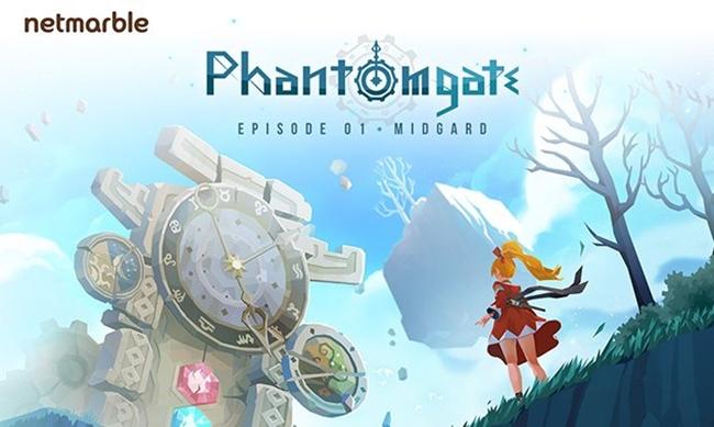 ลองมั้ย Phantomgate เกม JRPG ภาพสวย เนื้อเรื่องดีจาก Netmarble