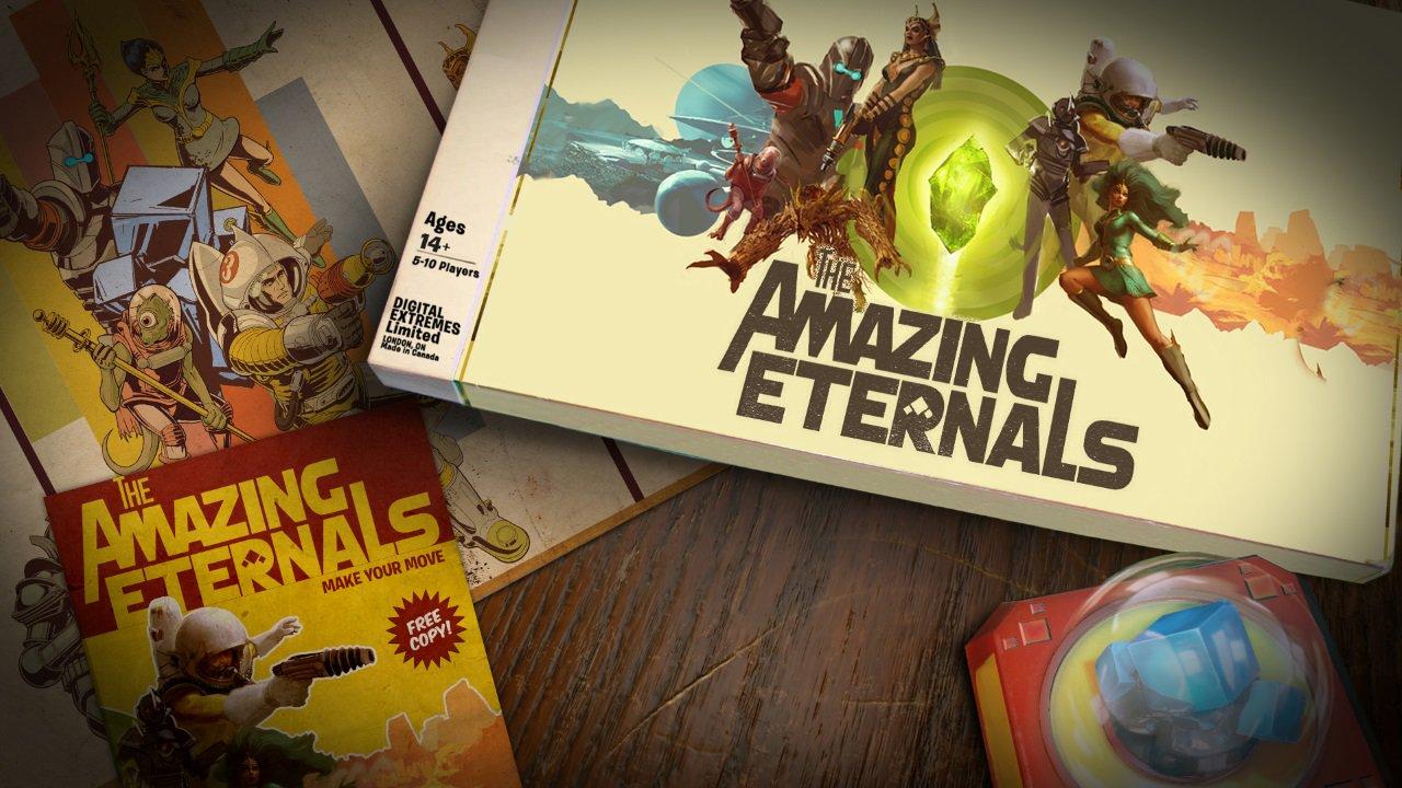 The Amazing Eternals 02