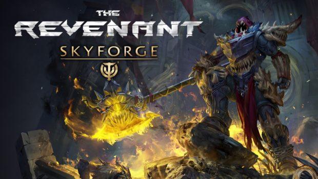 Skyforge เผยตัวละครใหม่ The Revenant ถล่มเซิร์ฟเดือนหน้า