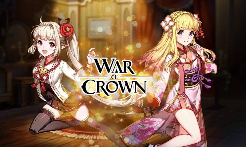 War of Crown ผุดโหมดล่าบอส แถมเพิ่มตัวละครใหม่สายโลลิ
