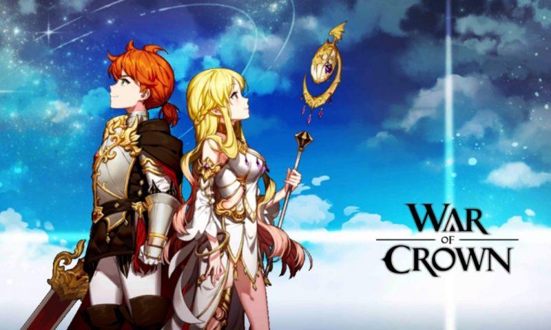 War of Crown เปิดตัวผู้กล้าฮิลดา และระบบปลุกพลังใหม่