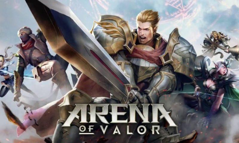 Arena of Valor สุดยอดเกมลงลาน 5V5 เบอร์แรง จ่อลงสโตร์สิงหาคมนี้